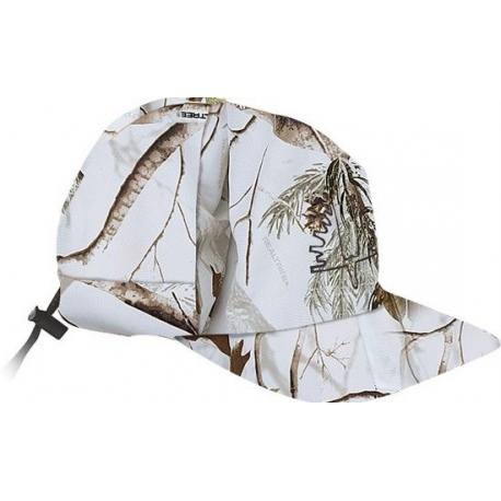 Czapka w kamuflażu Swedteam Realtree AP-HD Snow 34-662