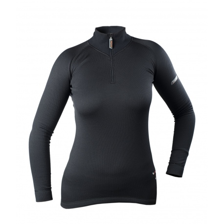 Koszulka termoaktywna damska z golfem (902-1-D)