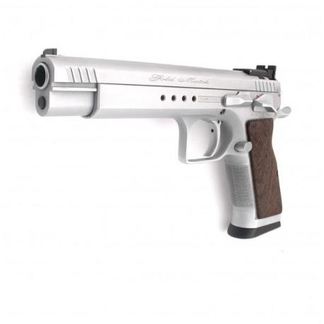 Pistolet Tanfoglio Gold Match Hardchromed 40S&W