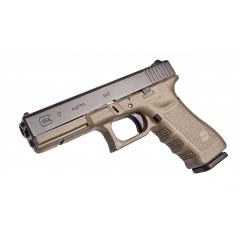 Pistolet Glock 17 9mm x 19 PARA Olive