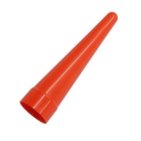 Filtr Nitecore NTW34 - Nakładka czerwona