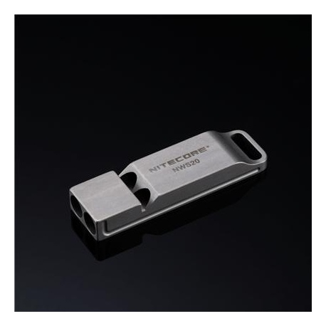 Gwizdek bezpieczeństwa Nitecore NWS20 120dB