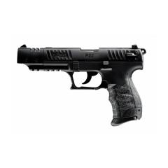 Pistolet Walther P22Q Target .22LR (czarny) 512.01.03