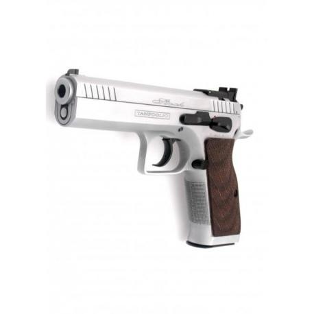 Pistolet Tanfoglio 40S&W STOCK II HARDCHROMED