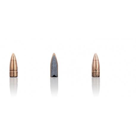 Amunicja kulowa myśliwska SAKO SPEEDHEAD 6,5G kal. 6,5x55 SE Range