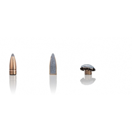 Amunicja myśliwska (kulowa) SAKO GAMEHEAD 7,8G kal. 7x64 (121B)