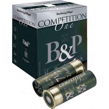 Amunicja śrutowa sportowa Competition ONE 24/28g