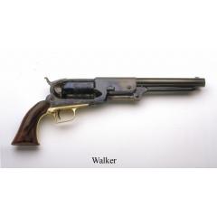 Uberti Walker  44 kolorystyczna wersja podstawowa - czarna