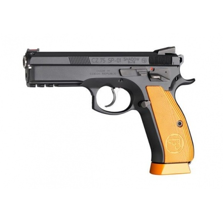Pistolet CZ 75 SP-01 Shadow Orange 9mm Para