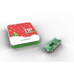 Latarka Nitecore TIP - Zestaw Świąteczny (Czerwono-Zielony)
