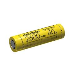 Akumulator Nitecore IMR18650 2600mAh