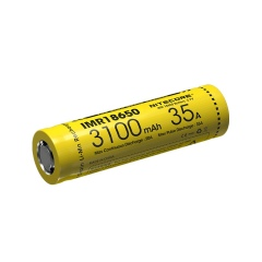 Akumulator Nitecore IMR18650 3100 mAh