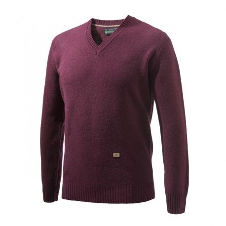 Sweter Beretta PU032 036A Bordowy