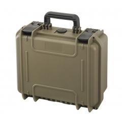 Pojemnik na broń Plastica Panaro MAX300 (gąbka formowalna) Piaskowa