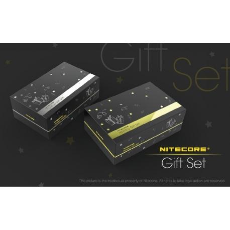Zestaw Świąteczny Nitecore HC60 + NU05