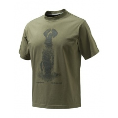 T-shirt Beretta TS521 Hunting Dog