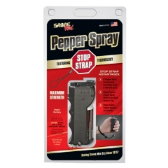 Gaz pieprzowy Sabre Red SST-01-BK - Stop Strap Pepper Spray