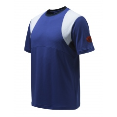 T-shirt Beretta Tech Shooting Blue (560)