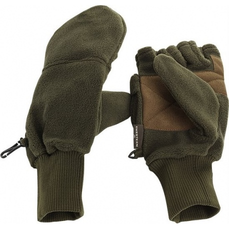 Rękawiczki Swedteam Fleece glove with Hood 00-642