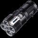 Zestaw: Latarka Nitecore TM26 + 4 x Akumulator NL1835
