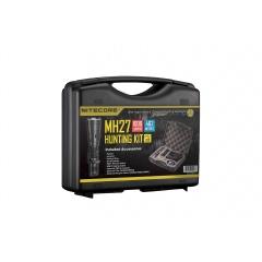 Zestaw myśliwski Hunting Kit - latarka MH27 (1000 Lumenów)