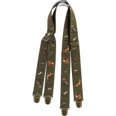 Szelki Swedteam Suspenders with subject 00-909