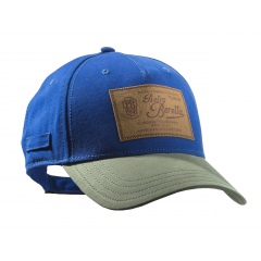 Czapka Beretta Logo Hat BC601 - Niebieski