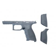 Wymienny chwyt do pistoletu Beretta APX E01644 Wolf Grey