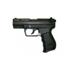 9 SHORT PISTOLET WALTHER PK380