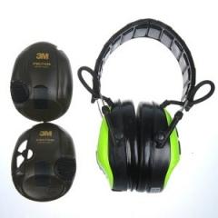Aktywne ochronniki słuchu Peltor™ SportTac™  (ŻÓŁTY/ZIELONY)
