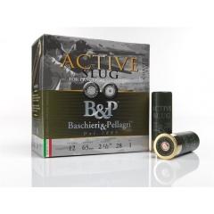 //12/65 NB.KULOWY  ACTIVE SLUG PRACTICAL SHOOTING 28 B&P