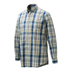 Koszula Beretta Long Sleeves LU510 Beige Check