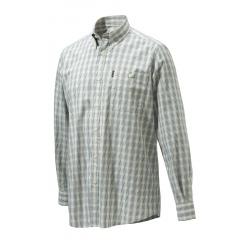 Koszula Beretta Long Sleeves LU510 White Check