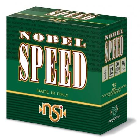 Amunicja śrutowa, myśliwska NSI Nobel Speed