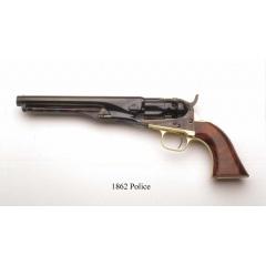 Rewolwer Uberti 1862 Police 4,5 cala kaliber .36