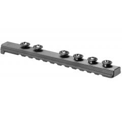 Szyna montażowa UPR 16/4 do M16/M4/AR15