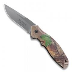 Nóż składany CRKT Shenanigan Camo K481CXP