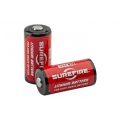 Baterie Surefire, bateria CR123, CR123A, SF123A, CR, 123, 123A, SF 123A, 3V