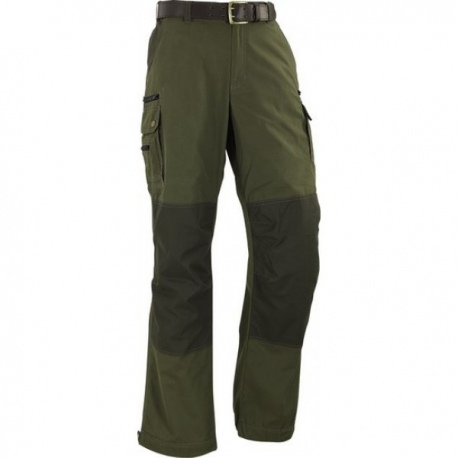 Spodnie Swedteam Trousers Hermelin - Green 92-235