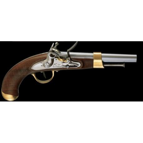 Pistolet skałkowy Pedersoli An XIII 17,5 mm