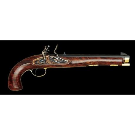 Pistolet Kentucky Flintlock kaliber .45