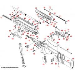 Część Beretta CX4 Strom C5A525