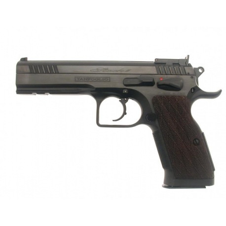 Pistolet Tanfoglio STOCK III BLUE
