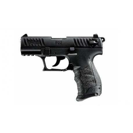 Pistolet WALTHER P22Q kal. 22 (512.01.01)