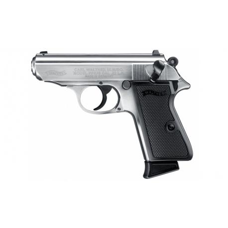 Pistolet Walther PPK/s kal. 22 (503.10.20) Nikiel