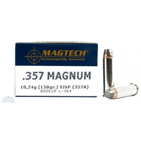 Amunicja Magtech .357 SJSP 357A
