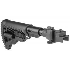 Kolba składana FAB M4-AK SB (metalowa końcówka)