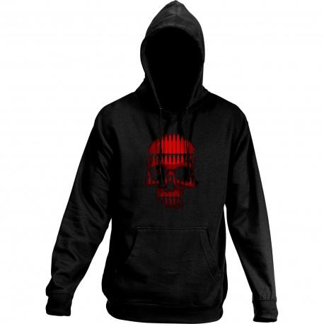 Bluza 5.11 Bullet Skull Hoodie 42182AE 019