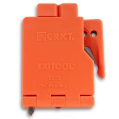 Nóż do cięcia pasów CRKT ExiTool 9030S (pomarańczowy)