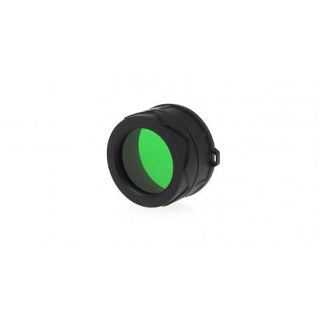 Filtr Nitecore zielony NFG34